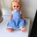 Кукла ГДР, немецкая кукла