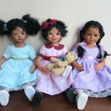 Малышки от  от Mayra Garza, Ashton-Drake