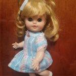 Винтажная куколка от фирмы EEGEE