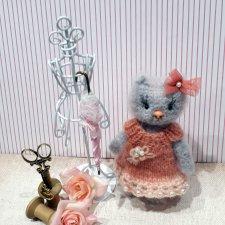Про любовь - игрушки вязанные крючком