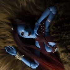 Мой демон. Шарнирная кукла