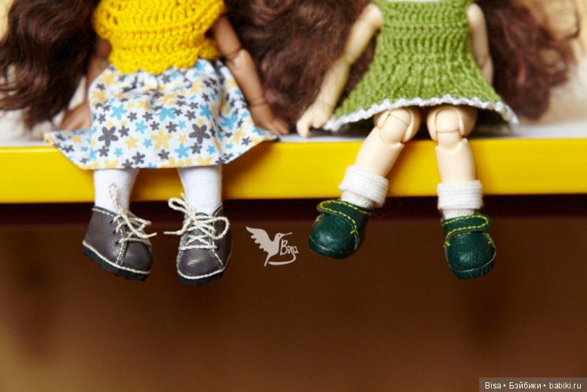 обувь для пукифи