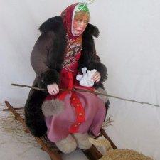 Сказочные герои из сказки Морозко