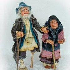 Авторские куклы Давлетовой Алеси