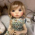 Молли Пельмешек Dumpling Meadows doll фулсетом