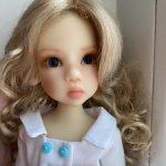 Очаровательная Кайешка Мини Хоуп Hope mini в полном образе с гардеробом