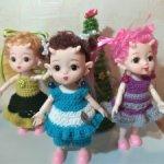 Три очаровательные бабольки - чертовки