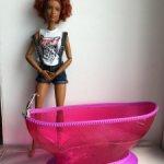Ванная для Барби от Mattel