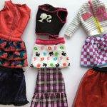 Оригинальная одежда для Барби