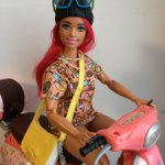 Скутер для Барби от Mattel