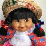 "Интерьерная кукла ""Мексика"", №2"
