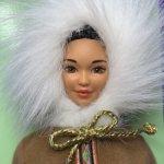 Arctic Barbie, Mattel, 1996 год