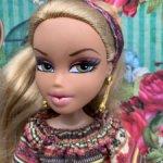 Шарнирная кукла Братц Фианна (Bratz Fianna).