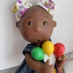 Куколка, пупс Doller