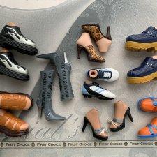 Обувь для кукол Братц (Bratz, MGA)