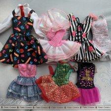 Платья для Барби (винтаж, Mattel)