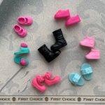 Обувь для малышек Келли и Челси