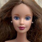Winter Evening Barbie (brunette), 1998 год