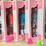 Набор одежды для кукол Lori