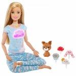 Барби Йога со световыми и звуковыми эффектами