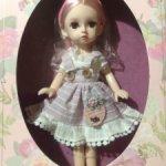 Кукла шарнирная китайская новая в коробке
