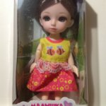 Шарнирная кукла малышка Лили типа Baboliy (Баболи)