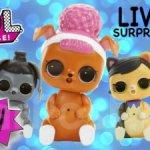 L.O.L Surprise! Interactive Live Surprise Pet