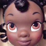 Тиана Disney Toddler Doll