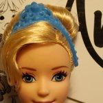 Игровая кукла Золушка в сияющем платье от Маттел