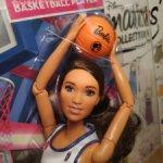"""Барби Barbie """"Безграничные движения"""" баскетболистка на высоком теле (3)"""