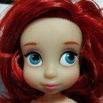 Мини-кукла Ариэль от Disney Animators (2)