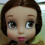 Мини-кукла Белль от Disney Animators 2020 год (2)