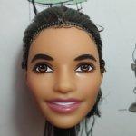 Голова Барби Роза Паркс - Вдохновляющие Женщины