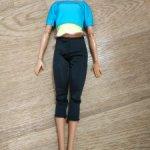 """Тело в аутфите брюнетки Барби йоги """"Безграничные движения"""" 2 волна"""