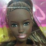 """Барби йога афроамериканка """"Безграничные движения"""""""