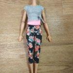 """Тело в аутфите Барби йоги """"Безграничные движения"""" блондинки"""