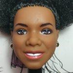 Голова Барби Майи Энджелоу - Вдохновляющие Женщины (2)
