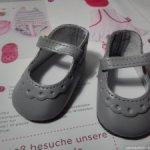 Серые туфли для Gotz, Готц, Journey Girls, American Girl и др. (2)