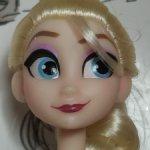 """Мини-кукла Эльза """"Ральф против интернета"""" от Дисней. Разделила набор (3)"""
