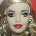 Барби Праздничная Блондинка 2021 год