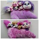 Мягкие игрушки Puppy Surprise от Just Play, похожие на ретро-игрушки Mattel