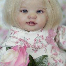 Малышка Абигейл улыбается#3