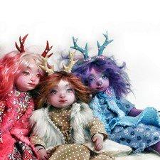 Розыгрыш 3 куколок