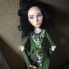 Кукла ручной работы Джульетта