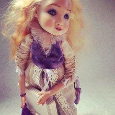 Авторская кукла Ундина закончена