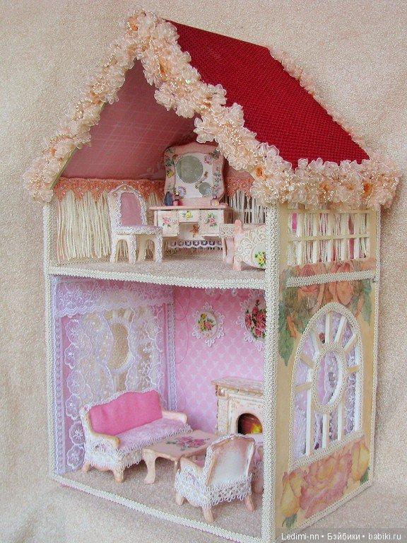 Фокси кукольный домик