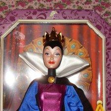 Злая королева из серии Disney princess