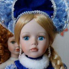 К Новому Году хочу показать Снегурочку от Ремеко :-)