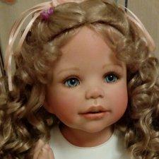Красавица Ангелина от Моники Левениг