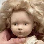 Шарнирная куколка от Марии Славинской
